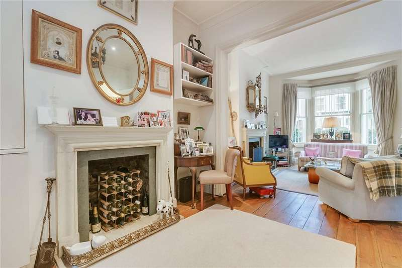 4 Bedrooms Terraced House for sale in Atherton Street, London