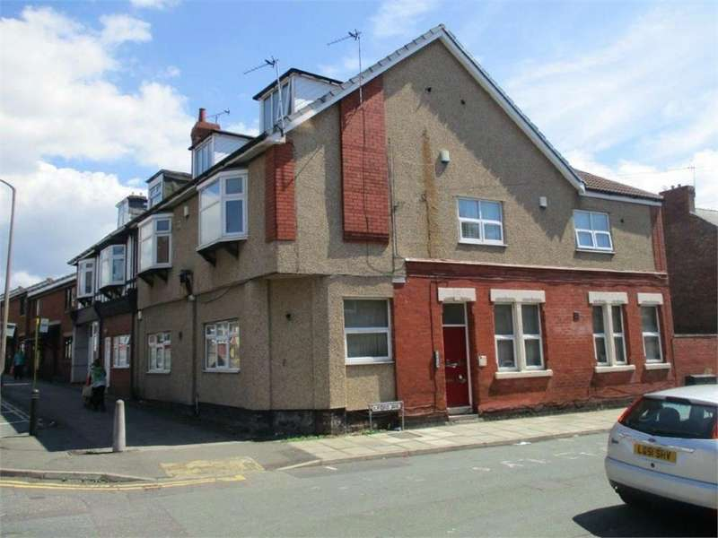 2 Bedrooms Detached House for sale in Ilford Avenue, Wallasey