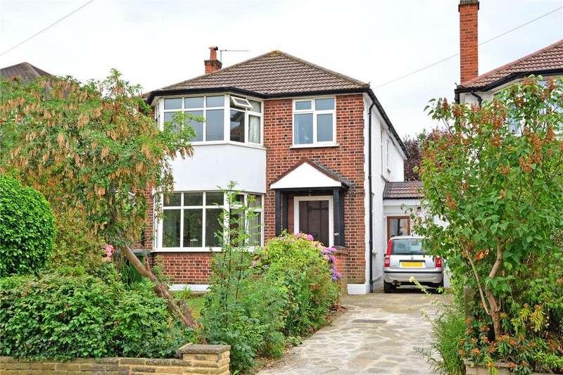 5 Bedrooms Detached House for sale in Upwood Road, Lee, London, SE12