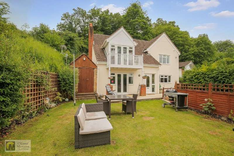4 Bedrooms Detached House for sale in Great Molewood, Hertford