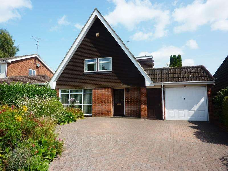 3 Bedrooms Detached House for sale in WARGRAVE