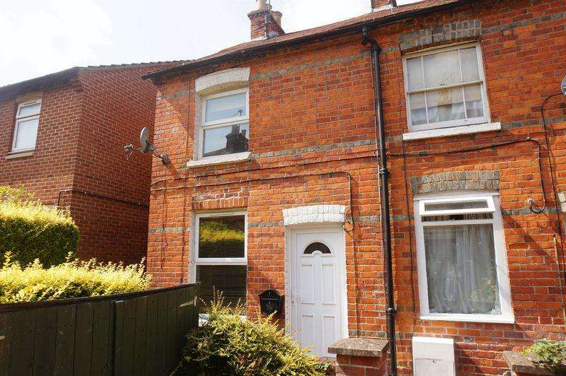 3 Bedrooms Terraced House for sale in Westbourne Terrace, Newbury