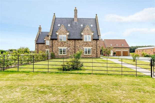 8 Bedrooms Detached House for sale in Willingham Road, Lea, Gainsborough, Lincolnshire