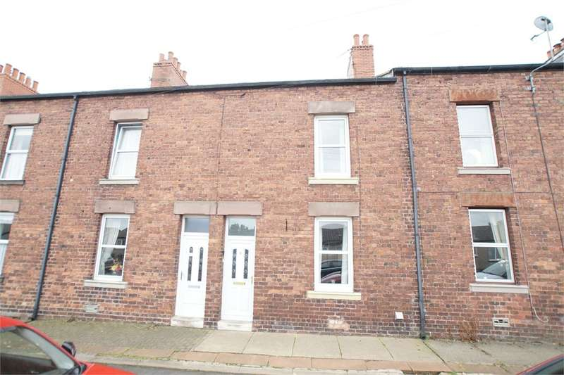 4 Bedrooms Terraced House for sale in CA7 1BQ Front Street, Fletchertown, WIGTON, Cumbria