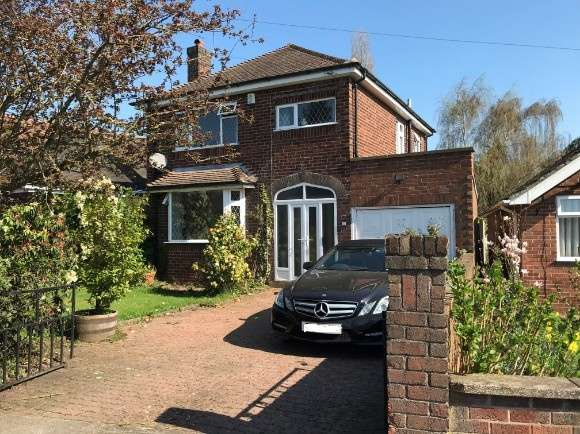 3 Bedrooms Detached House for sale in 8 Ford Avenue, Loscoe