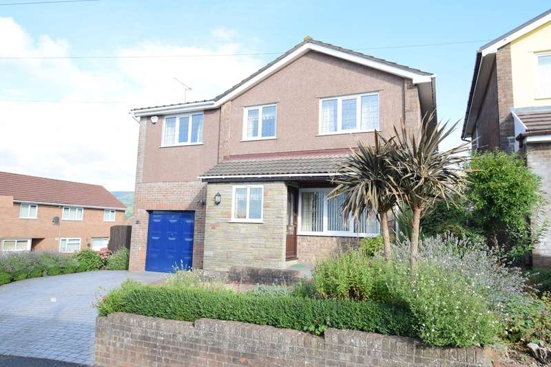 3 Bedrooms Detached House for sale in The Garw, Croesyceiliog, Cwmbran, NP44