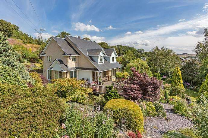4 Bedrooms Detached House for sale in 16 Coopersknowe Crescent, Galashiels TD1 2DS