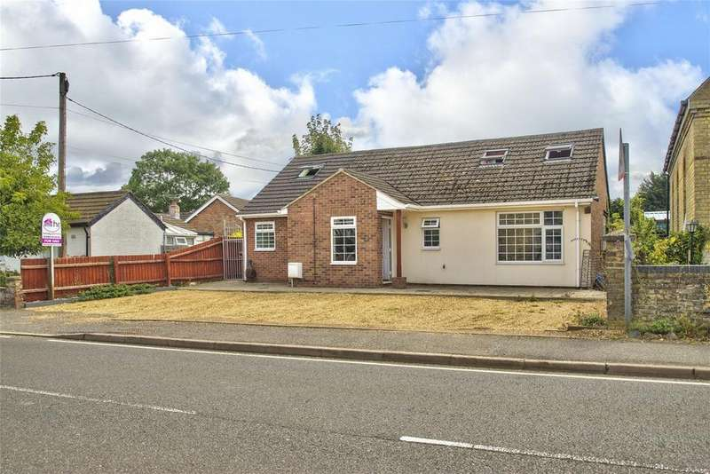 4 Bedrooms Chalet House for sale in High Street, Needingworth, St. Ives, Cambridgeshire