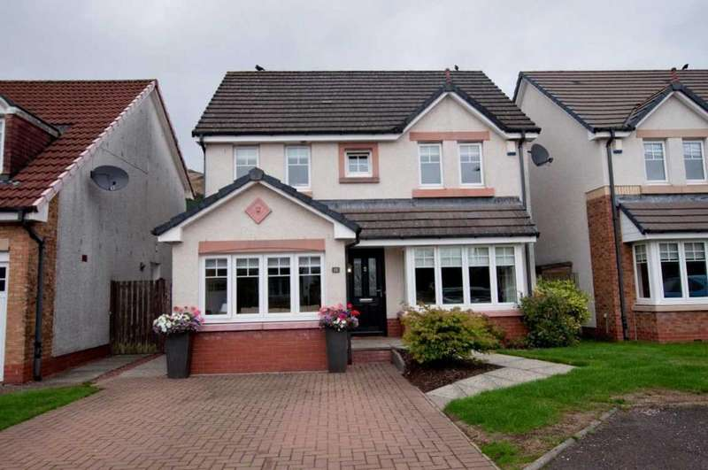 4 Bedrooms Detached House for sale in 13 Holly Grove, Menstrie, FK11 7DR, UK