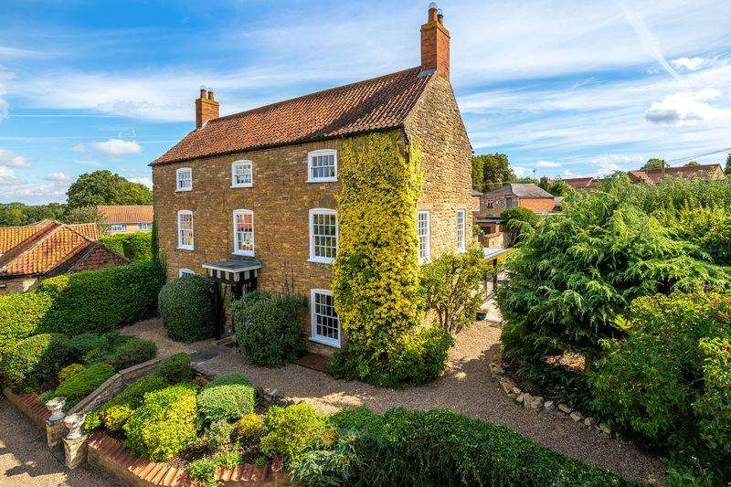 7 Bedrooms Detached House for sale in The Old Rectory, Church Road, Branston
