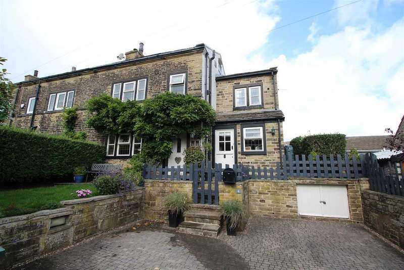 3 Bedrooms End Of Terrace House for sale in Brook Lane, Clayton, Bradford