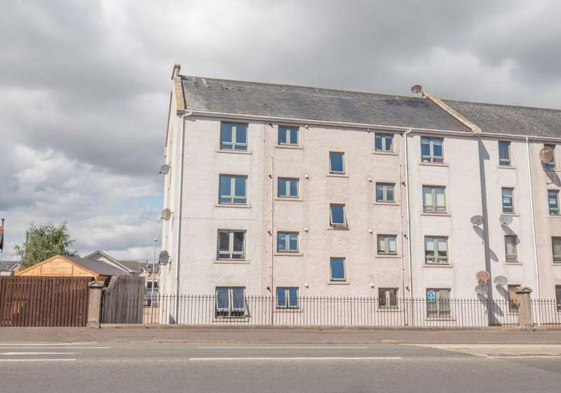 2 Bedrooms Apartment Flat for sale in Sharpe Place, Montrose