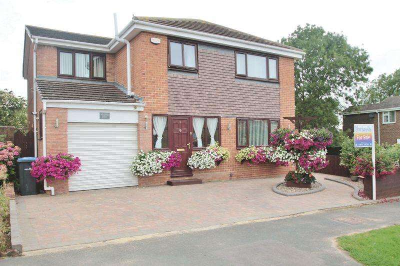 4 Bedrooms Detached House for sale in Planetree Court, Marton
