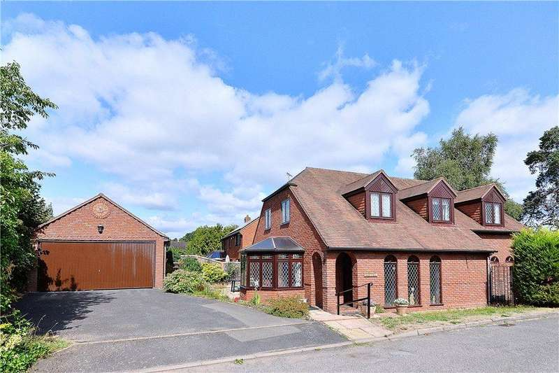 4 Bedrooms Detached Bungalow for sale in Astley Gardens, Astley, Stourport-on-Severn, Worcestershire, DY13
