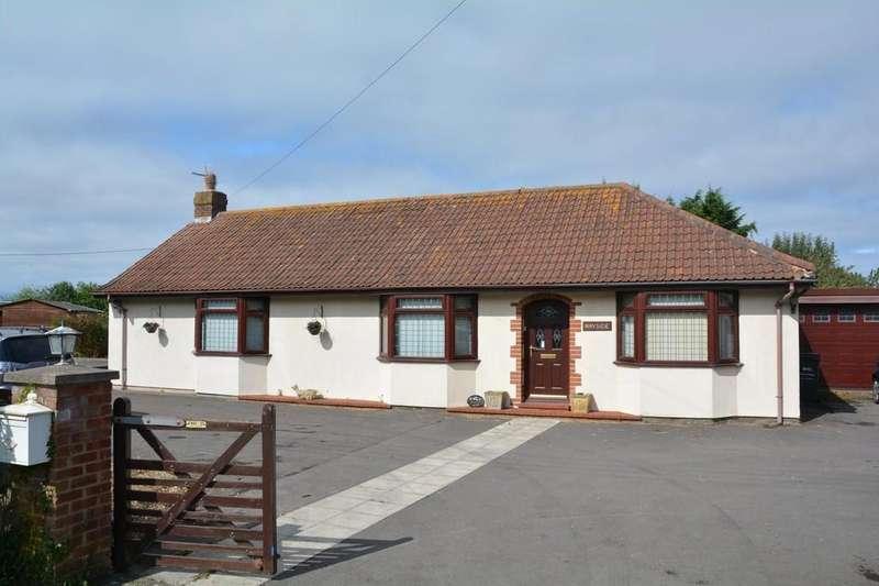 3 Bedrooms Detached Bungalow for sale in Bridgwater Road, Weston-super-Mare