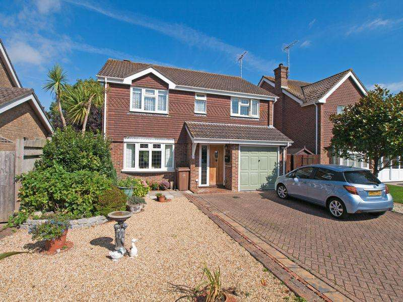4 Bedrooms Detached House for sale in Climping, West Sussex