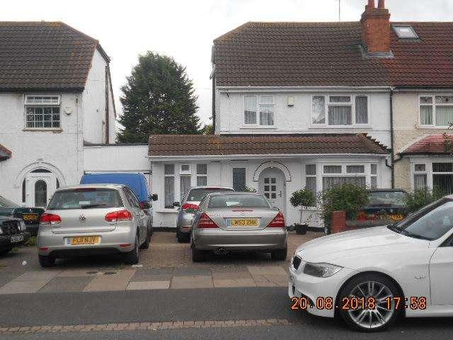 4 Bedrooms Semi Detached House for sale in Newbridge Road, Bordesley Green, Birmingham B9