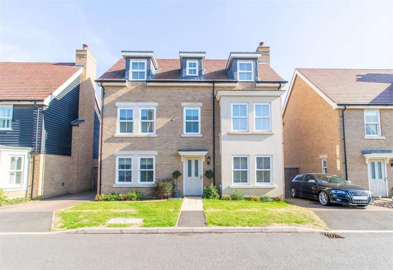 5 Bedrooms House for sale in Maunder Avenue, Biggleswade