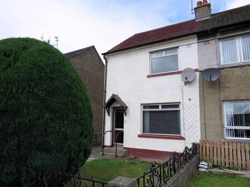 2 Bedrooms End Of Terrace House for sale in Brooke Street, Grangemouth FK3