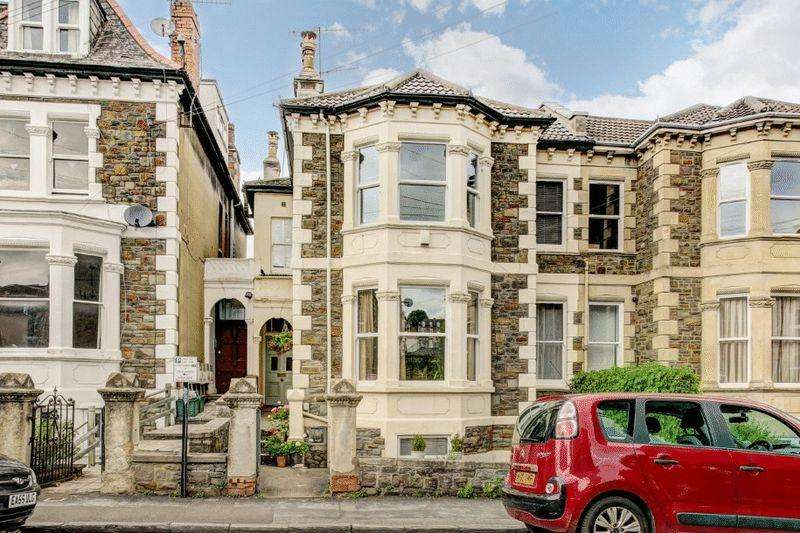 6 Bedrooms Semi Detached House for sale in Waverley Road, Redland