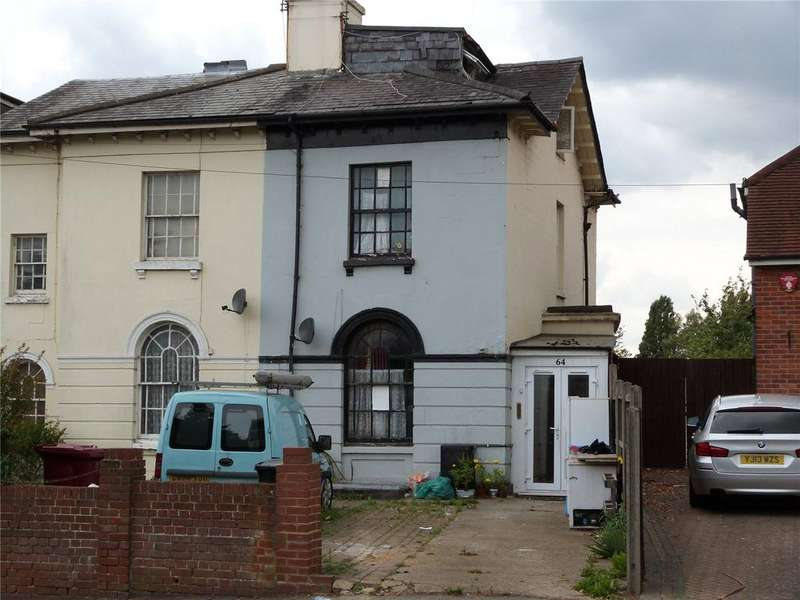 4 Bedrooms Semi Detached House for sale in Basingstoke Road, Reading, Berkshire, RG2