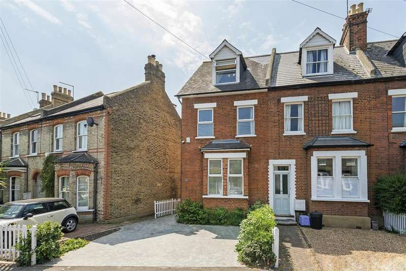 3 Bedrooms End Of Terrace House for sale in Amity Grove, West Wimbledon