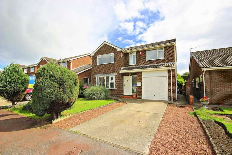 4 Bedrooms Detached House for sale in Picktree Lodge, Chester Le Street