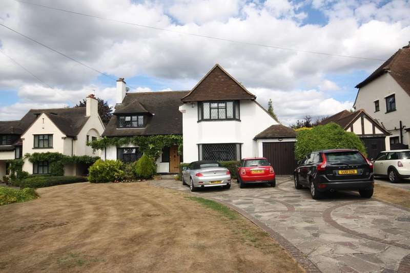 4 Bedrooms Detached House for sale in The Chenies, Petts Wood