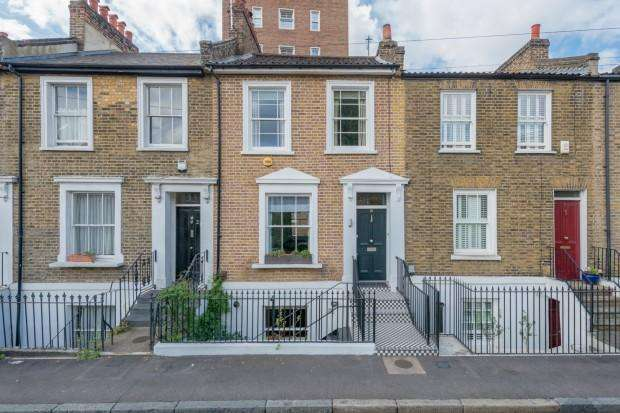 3 Bedrooms Terraced House for sale in Burgos Grove Burgos Grove, Greenwich, SE10
