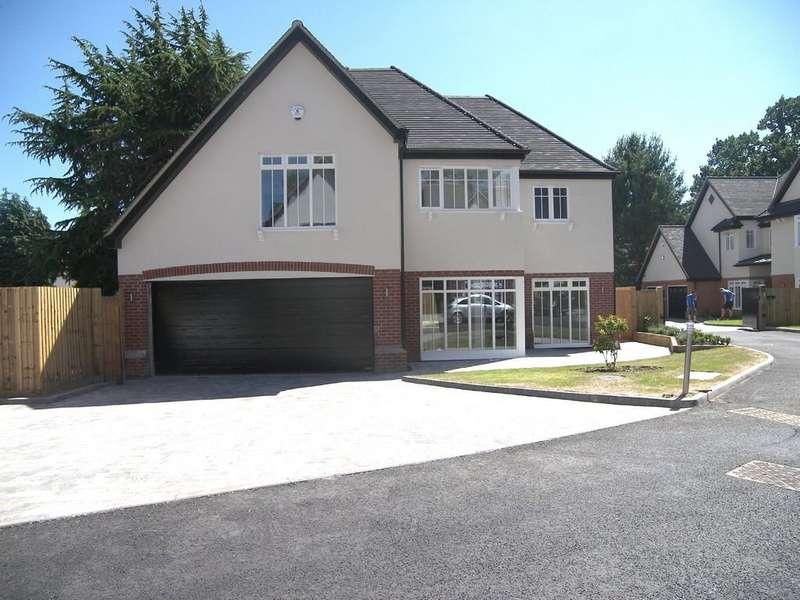 6 Bedrooms Detached House for sale in New Court Gardens , Alderbrook Road
