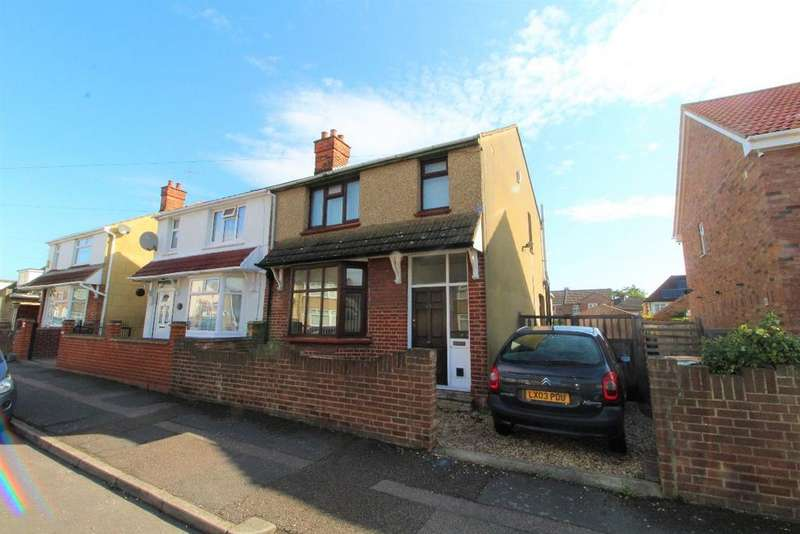 3 Bedrooms Semi Detached House for sale in Thornton Street, Kempston, MK42