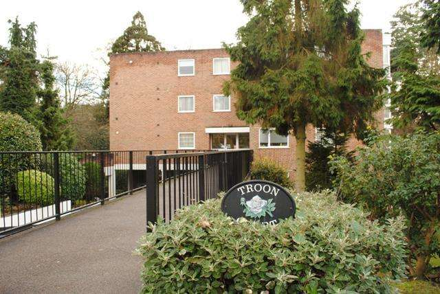 2 Bedrooms Flat for sale in Troon Court, Cardwell Crescent, Sunninghill
