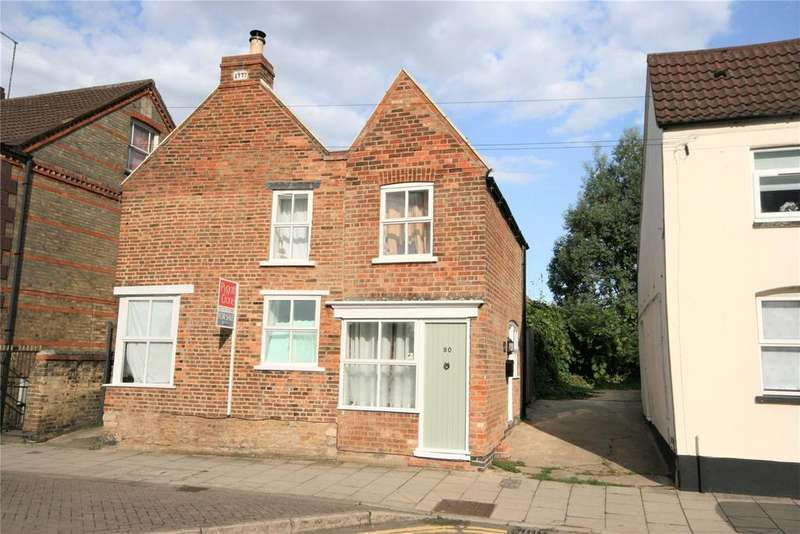 3 Bedrooms Semi Detached House for sale in North Street, Bourne, PE10