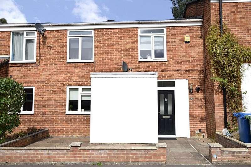 3 Bedrooms Terraced House for sale in Ringwood, Bracknell, Berkshire, RG12