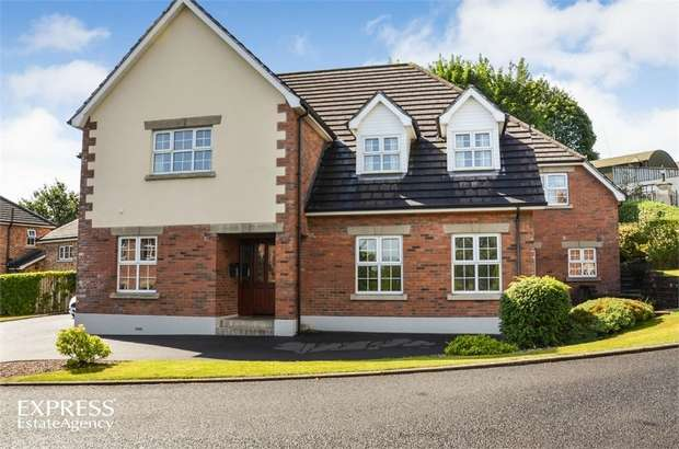 4 Bedrooms Detached House for sale in Limetree Manor, Magherafelt, County Londonderry