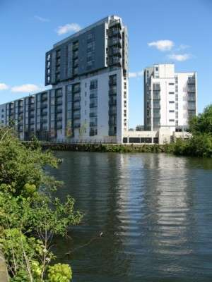 2 Bedrooms Apartment Flat for sale in Vie Building, Water Street, Castlefield, Manchester, M3 4JE