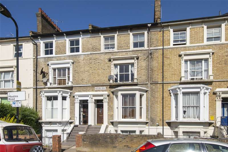 3 Bedrooms Flat for sale in Moulins Road, London, E9