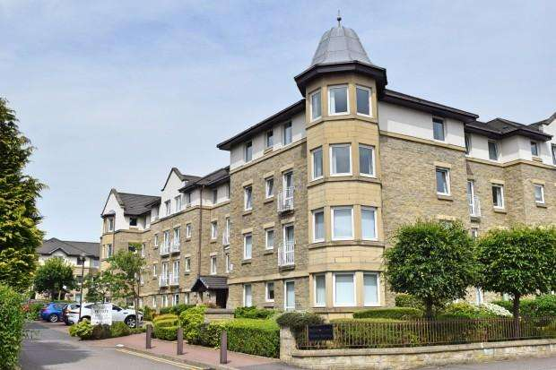 2 Bedrooms Flat for sale in Kelburne Court 51 Glasgow Road, Paisley, PA1