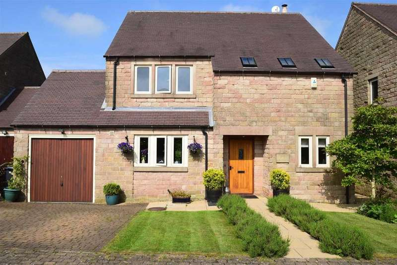 4 Bedrooms Detached House for sale in Kirk Ireton