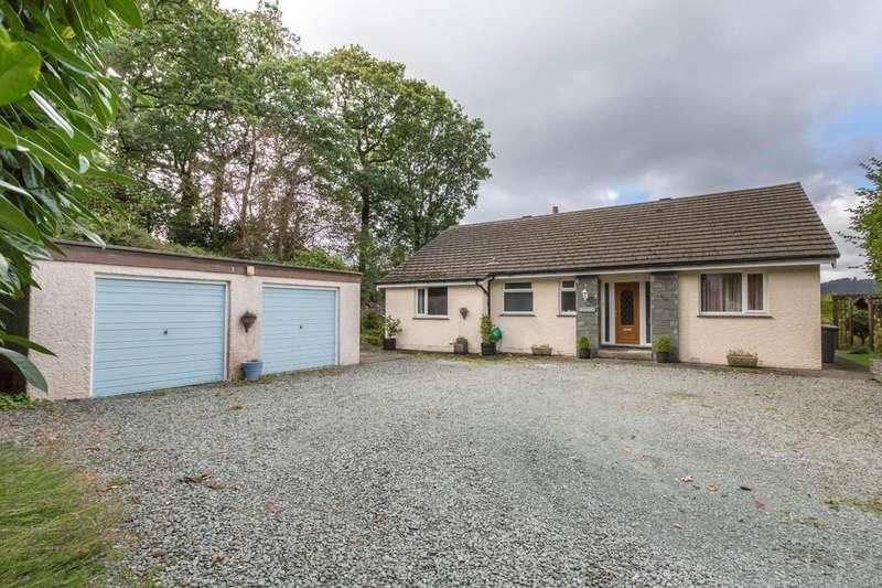 4 Bedrooms Detached Bungalow for sale in Broom Bank, Thornbarrow Drive, Windermere