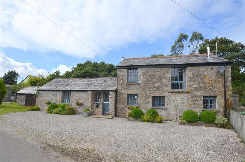 3 Bedrooms Barn Conversion Character Property for sale in Lower Gurtla, Luxulyan