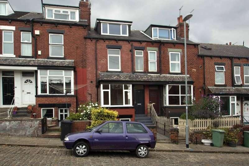 2 Bedrooms Terraced House for sale in Lumley View, Burley, Leeds 4