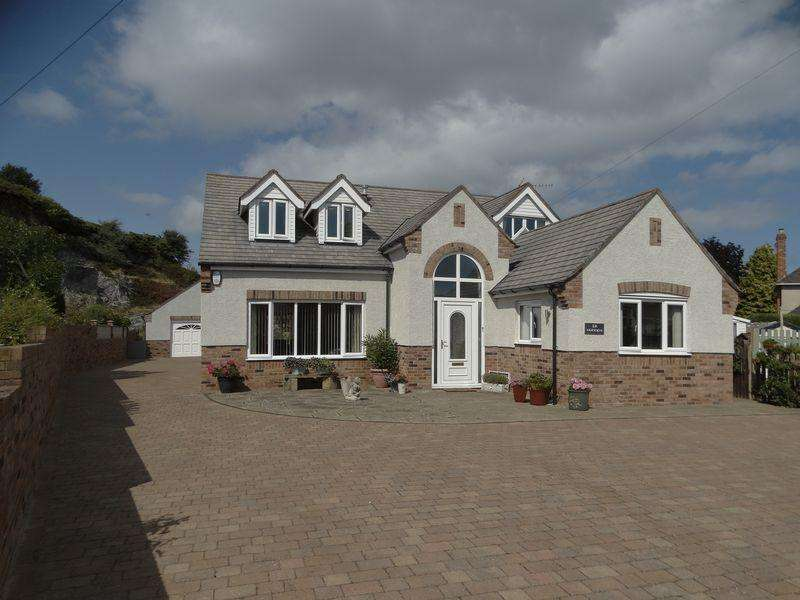 5 Bedrooms Detached House for sale in Craig Wen, Rhos on Sea
