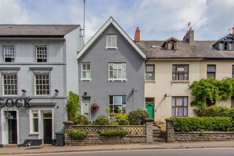 4 Bedrooms House for sale in Bridge Street, Llandaff, Cardiff