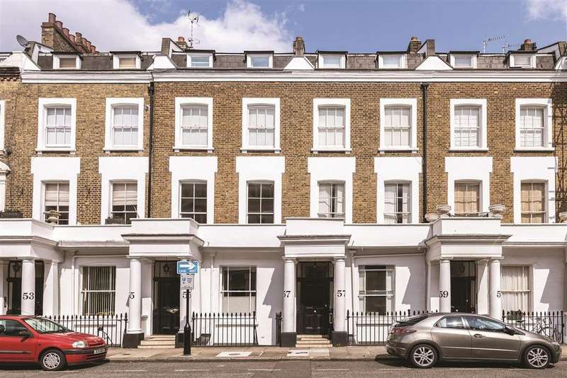 1 Bedroom Flat for sale in Alderney Street, SW1V