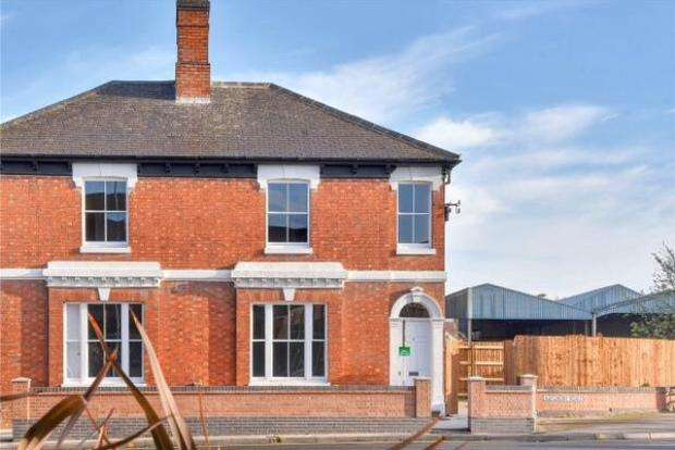 3 Bedrooms Semi Detached House for sale in Asfordby Road, Melton Mowbray, LE13