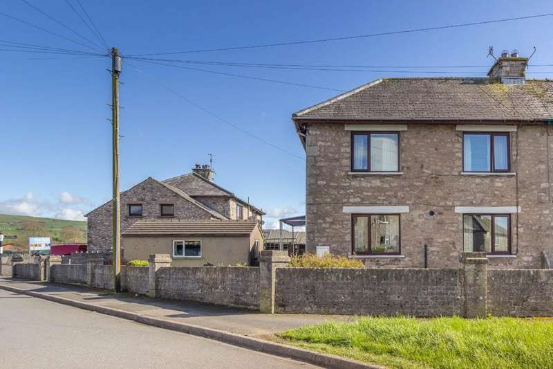 3 Bedrooms Semi Detached House for sale in 5 White Stiles, Kendal