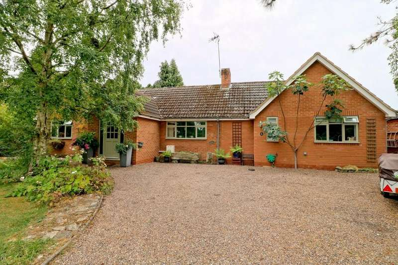 5 Bedrooms Bungalow for sale in Main Street, Orton-on-the-Hill