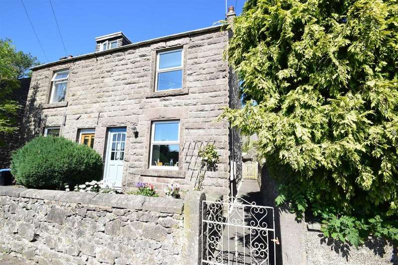 2 Bedrooms Semi Detached House for sale in Bolehill, Wirksworth