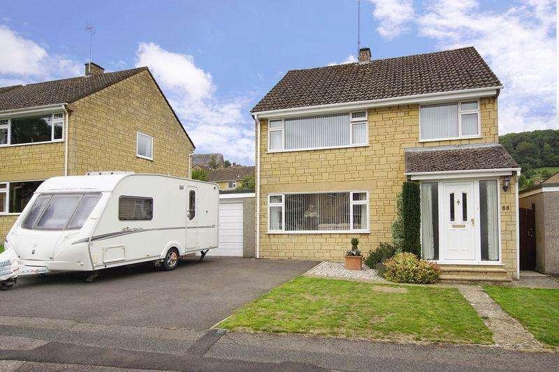 4 Bedrooms Detached House for sale in Parklands, Wotton-Under-Edge, GL12 7NR